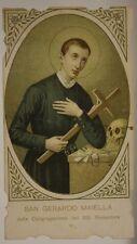 SANTINO HOLY CARD SAN GERARDO MAIELLA #SA340