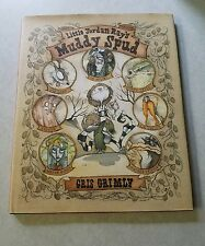 Gris Grimly SIGNED AUTOGRAPHED Little Jordan Ray's Muddy Spud HC 1st Ed/1st New