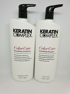 Keratin Complex COLOUR CARE Shampoo 1L & Conditioner 1L (DUO PACK)
