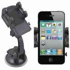 Universal 360° Car Windscreen Cradle Mount Holder kit For Apple iPhone X XS Max