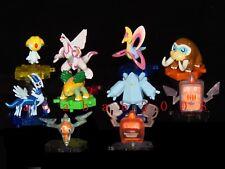 Bandai POKEMON figure Full Color Super Encyclopedia 03 gashapon (set 10 pcs)