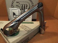 New-Old-Stock 3T Status Quill Stem w/Gray Finish (25.8 / 26.0 mm clamp x 140 mm)