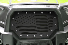 Steel Grille for Polaris UTV Part RZR 1000 900 S XP 2014-18 AMERICAN FLAG Grill