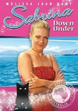 Sabrina Down Under Melissa Joan Hart Sabrina the Teenage Witch Australia New DVD