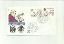 133969 BUSTA PRIMO GIORNO FDC  PAPA GIOVANNI PAOLO II SECONDO 1980