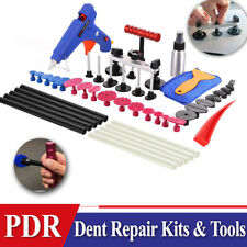 40× Car Paintless Hail Repair PDR Dent Lifter Glue Puller Ding Removal Tools Kit