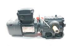 Sew Eurodrive S47 Drs71s4be05hfis Gearmotor 18rpm 3ph 12hp 330575v Ac
