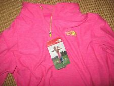 NWT*WOMENS LARGE*NORTHFACE PERFORMANCE TOP*PINK 1/4 ZIP