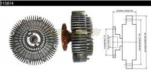 Viscous Clutch Fan Hub for Toyota Supra JZA80 05/93-08/02 3.0L 6 cyl