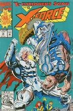 X-Force 18 (Jan 93) - the Final Chapter of X-Cutioner's Song - with the X-Men