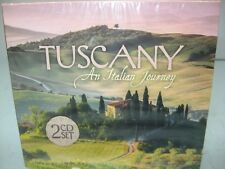 TUSCANY: AN ITALIAN JOURNEY, 2 CDs, Avalon NEW