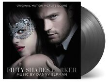 Danny Elfman - ‎Fifty Shades Darker - LP DARK GREY Vinyl - Lim 1000 New & Sealed