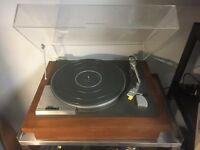 Vintage Pioneer PL-41 Belt Drive Turntable
