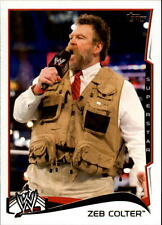 2014 Topps WWE #53 Zeb Colter