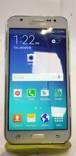 Samsung Galaxy J5 Duos 8GB White SM-J500F (Unlocked) - GSM World Phone - DG6894