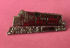 Railroad Hat-Lapel Pin/Tac -(CP)  Canadian Pacific Locomotive #1277 -NEW