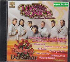 Los Yonics Viajeros del Amor CD New Nuevo sealed