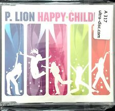 P. Lion ‎Maxi CD Happy Children (Reboot 2009) - Germany (M/M)
