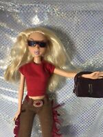 My Scene Barbie Doll Kennedy lip liner great outfit shoes wow!fashion fever