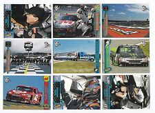 ^2011 Press Pass BLUE HOBBY PARALLEL #81 Juan Pablo Montoya's Car BV$6! #06/10!