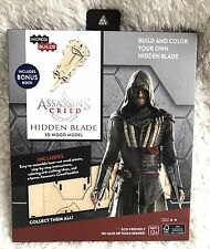 Incredibuilds Indestructable Weapons: Assassins Creed Hidden Blade