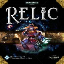 RELIC Game of Heroic Struggle Warhammer 40K Board Game NEW! Talisman System RE01