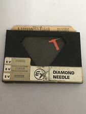 New listing Nos Ev Electro Voice 2130Ds Diamond Needle Replaces Astatic N74Sd