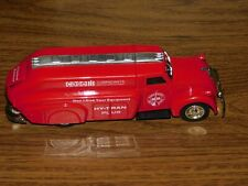 NEW IN BOX-ERTL~COLLECTIBLE~1939 DODGE AIRFLOW TANKER TRUCK BANK/KEY~DIE CAST