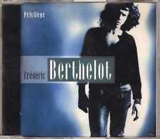 Frédéric Berthelot - Privilège - CDM - 1992 - Pop Chanson Française 3TR