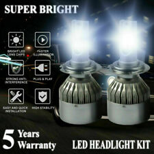 H7 2100W 315000LM Car LED Headlight Conversion Driving Lamp Bulbs 6000K Bulbs C6