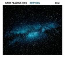 GARY PEACOCK/GARY PEACOCK TRIO - NOW THIS NEW CD