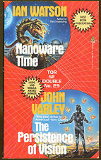 Nanoware Time/The Persistence of Vision-Ian Watson/John Varley-Tor - #29