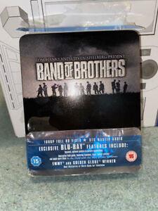 Band Of Brothers Blu-Ray Box Set Tom Hanks Brand New Unplayed