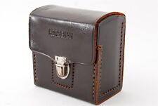 Horseman Vintage Leather Large Format Carrying Case From Japan