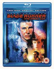 BLADE RUNNER The Final Cut [Blu-ray Disc] Special Ridley Scott Edition UK Import