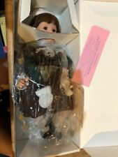 """Susan Wakeen 19"""" Winter Doll Limited Edition COA New"""
