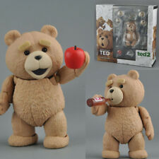 "3.5""  #006 TED 2 Teddy Bear Action Figure Collectible Model Toy Hot Gift retail"