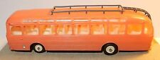 ORIGINAL MICRO TOY MINICARS HO 1/86 1/87 BUS CAR AUTOBUS PEGASO 408 ORANGE