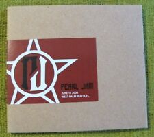 Pearl Jam - West Palm Beach 2008 - Bootleg Live (2CDs)