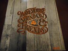WAREHOUSE SOUND CO & FRIENDS VOLUME III VARIOUS VINYL LP RASPBERRIES BLUE SWEDE
