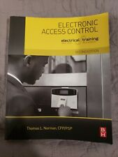 Electronic Access Control, Paperback by Norman, Thomas L., Like New Used, Fre...