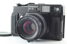 【EXC+++++】FUJI Fujifilm FUJICA GW690 Medium Format Film Camera from JAPAN 1031