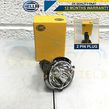FOR BMW 5 SERIES E60 E61 07- GENUINE HELLA H10W HALOGEN ANGEL EYES BULB & HOLDER