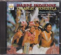 HARPE INDIENNE DU PARAGUAY ET DU VENEZUELA  * NEW CD * SERGIO CUEVAS * NEU *