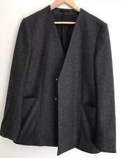 COS divine Will Cashmere Blend Jacket Blazer Size 10-12 Au