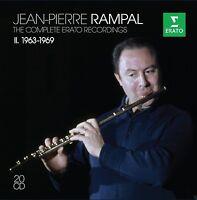 JEAN-PIERRE RAMPAL/+ - THE COMPLETE ERATO RECORDINGS VOL.2 19 20 CD NEU
