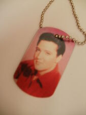 Elvis Dog Tag Fasion Necklace  Pendant