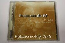 Promesas de Fe, 2 Pacto Nuevo Testamento (Brand new sealed)