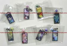 Pandora Hearts  Metal Charm strap set of 8 anime official fastener PandoraHearts