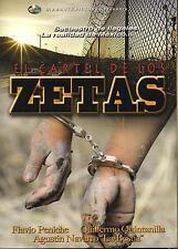 El Cartel De Los Zetas 2012 DVD NEW La Bestia Flavio Peniche Factory Sealed!